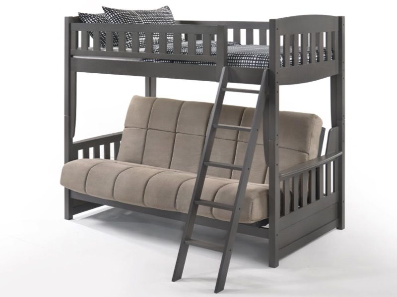 Twin Over Futon Bunk Bed Quality Sleep Mattress Store