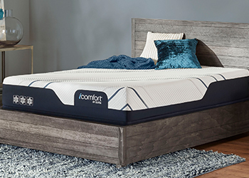cf3000 mattress in styled room