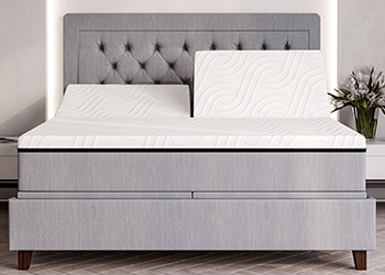 r11 mattress in styled room